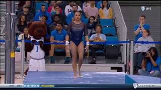 Highlights - UCLA Gymnastics vs. Ohio State, 1-6-18