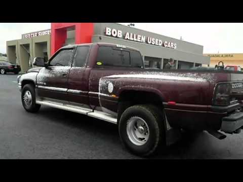 2001 dodge ram 3500 bob allen motor mall danville ky 40422 youtube. Black Bedroom Furniture Sets. Home Design Ideas