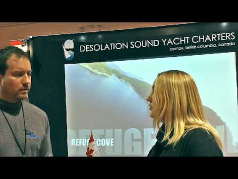 2014 Seattle Boat Show - Desolation Sound Yacht Charters