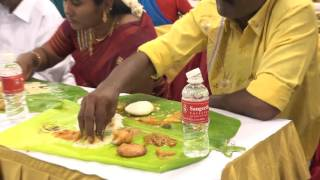 Madurai Best Catering-Sangeeth Catering -Leaf Service