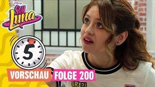 5 Minuten Vorschau - SOY LUNA Folge 200 || Disney Channel