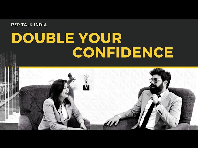 How to Double Your Confidence - Confident Talk between Rocky Saggoo and Khushi Singh