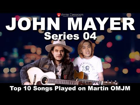 John Mayer Series 04 - Top 10 Acoustic Songs Played On The OMJM!