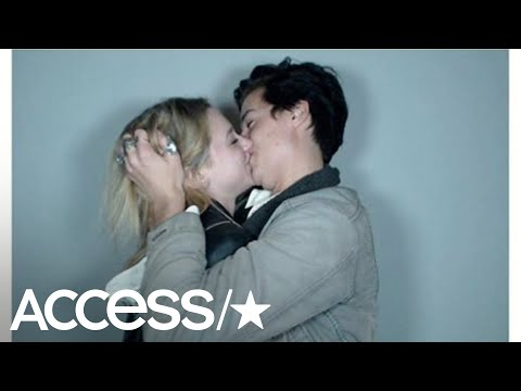 Cole Sprouse Locks Lips With Birthday Girl Lili Reinhart In Swoon-Worthy Tribute: I'm 'So Lucky'