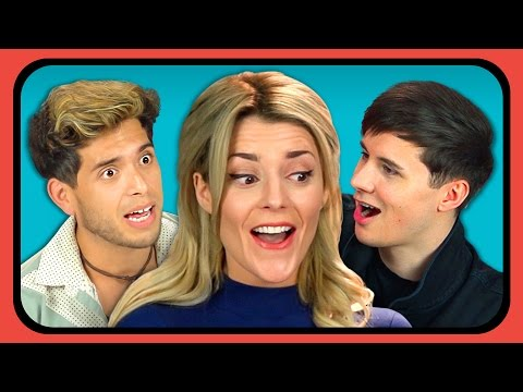 Thumbnail: YouTubers React to Oddly Satisfying Compilation