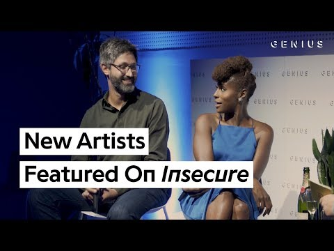 Issa Rae Discusses New Artists She Featured On 'Insecure'