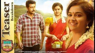 #TSK | Teaser review & BREAKDOWN | Suriya | Keerthy suresh | giridharanmoorthy | MadhimugamTV