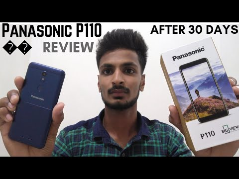 Panasonic P110 Fully Review After 20 Day use 🤔