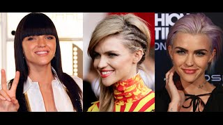 Ruby Rose - Top 5 Best Hair Styles!