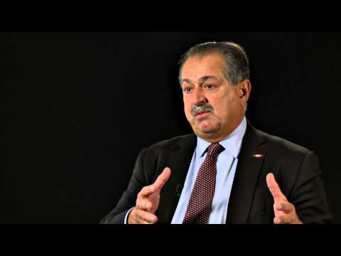 Andrew Liveris: Changing as a leader