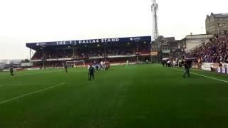 Bradford City vs Oldham Vlog!!