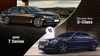 Mercedes-Benz S-Class vs BMW 7 Series: Real-World Performance Comparison