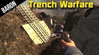 Verdun Gameplay - World War 1 Trench Warfare! (Gameplay 2015)
