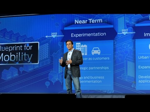 Ford Has Ambitious Tech Plans for its Customers as it Looks to the Future