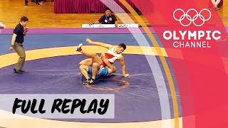 RE-LIVE | Wrestling Day 1 | Asian Championships | Finals Greco-Roman