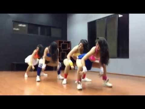 Sexbomb NewGen Twerk it Like Miley Dance