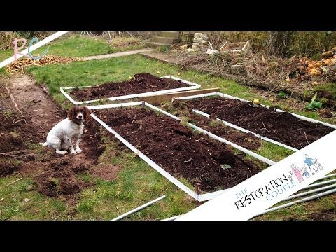 Vegetable Garden Reborn 1.0 - Preparing for Raised Beds