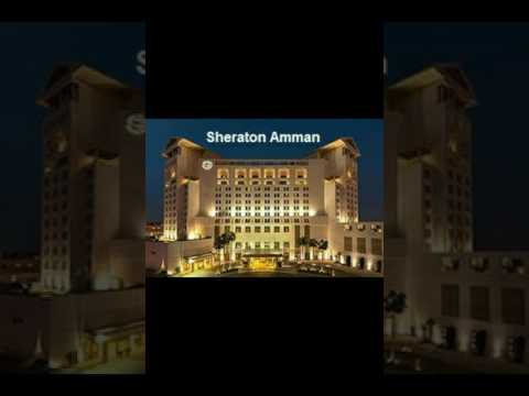hotels in Amman 5 stars