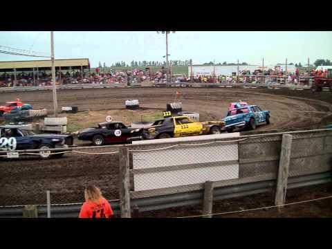 brooklyn raceway stock class heat 8-5-11