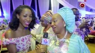 Ovation Diamond Wedding between Simileoluwa Shonibare & Mojisola Akindele