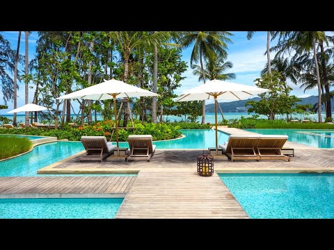 Rosewood Phuket: ultra-luxurious beach resort (full tour)