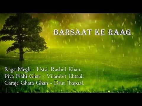 Raga Megh /Ustd Rashid Khan/ Garaje Ghata