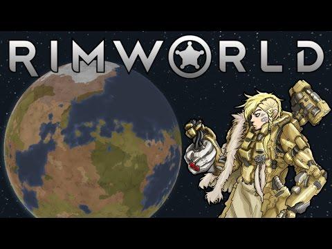 [1] Rimworld A16 Super-Modded | The Start Of An Empire