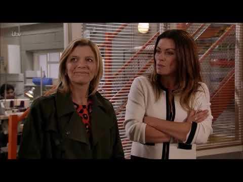 Coronation Street - Carla Keeps A Eye On Nick