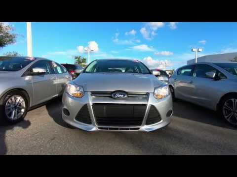 2014 Ford Focus Se Interior