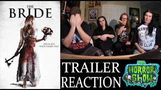 """""""The Bride"""" 2017 Russian Horror Movie Trailer Reaction - The Horror Show"""
