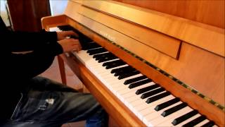 Hoobastank - The Reason (Piano)