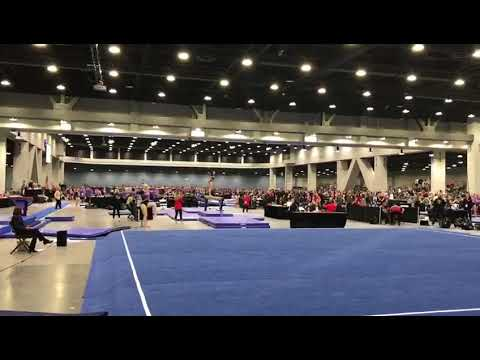 JRF Isabelle West, Buffalo Grove | L10 Floor 2018 JO Nationals
