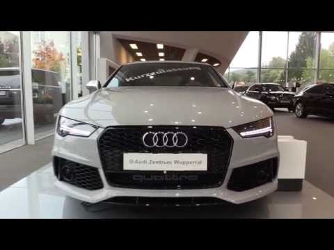 Audi RS7 Sportback 2016 In Depth Review Interior Exterior