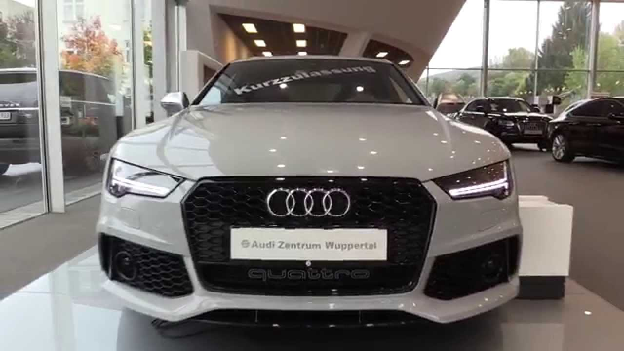 Audi rs7 sportback max speed