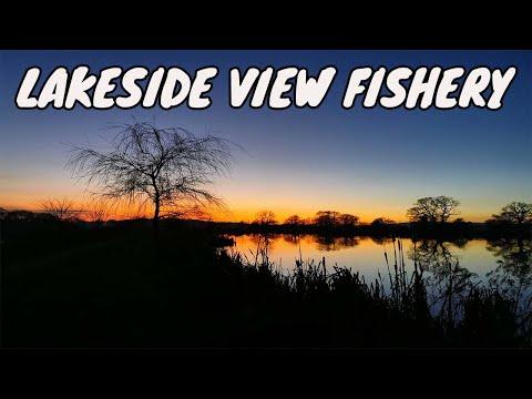 LAKESIDE VIEW FISHERY **Carp Fishing**