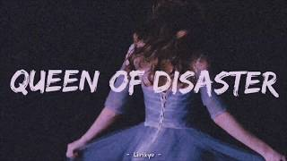 Gambar cover Queen Of Disaster - Lana Del Rey (Cover) Lyrics dan Terjemahan Indonesia