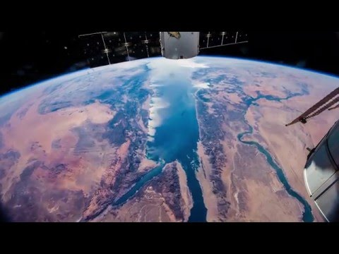 Space Travel View the Gulf of Suez & Red Sea