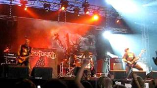 God Forbid Live @ Graspop - War of Attrition
