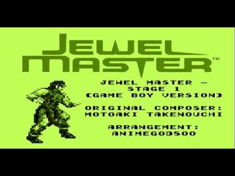 Jewel Master - Stage 1 (Game Boy Version)