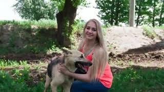 Выгул собак 6 мая 2018 г. В КП Центр обращения с животными