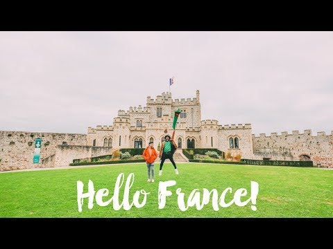A Day Trip To France // FROM: England To France  #Ad