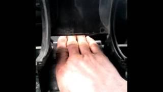 видео Холодный забор воздуха ВАЗ-2110
