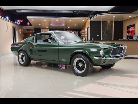 1967 Ford Mustang Bullit For Sale