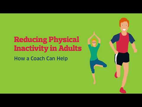 Reducing Physical Inactivity Animation (Part 1)