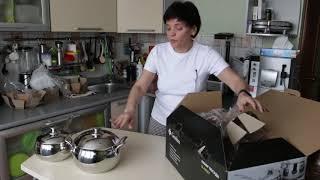 Набор посуды GEMLUX GL-R4SET