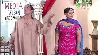 Zafri Khan and Sajan Abbas Pakistani Stage Drama Full Comedy Clip