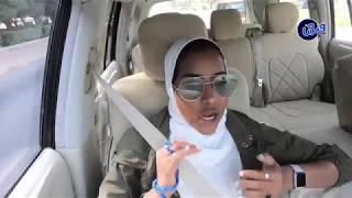 آلاء الهندي تغني أغنية ثلاث دقات بالنسخه الكويتية