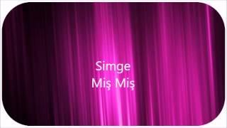 Simge - Miş Miş Altyapısı Resimi
