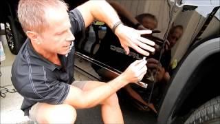 Car Debadging Tutorial: GMC Denali Truck debagding