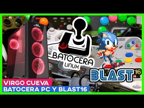 BATOCERA PC Y BLAST 16 | Virgo Cueva | After Game